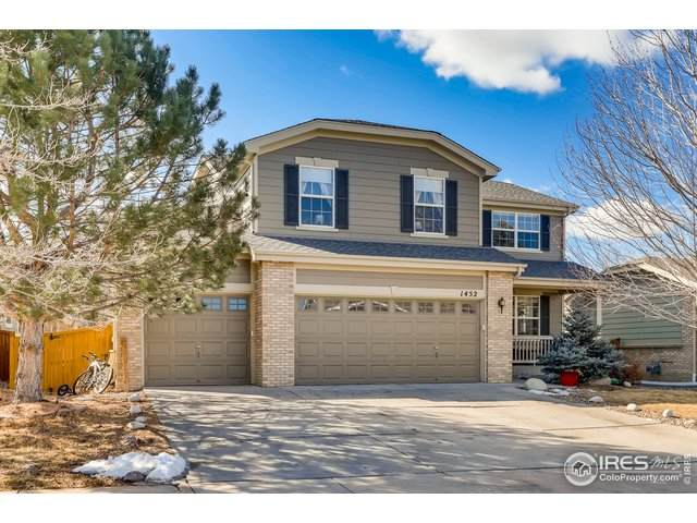 1452 Cherry Pl, Erie, CO 80516 (#934167) :: Realty ONE Group Five Star