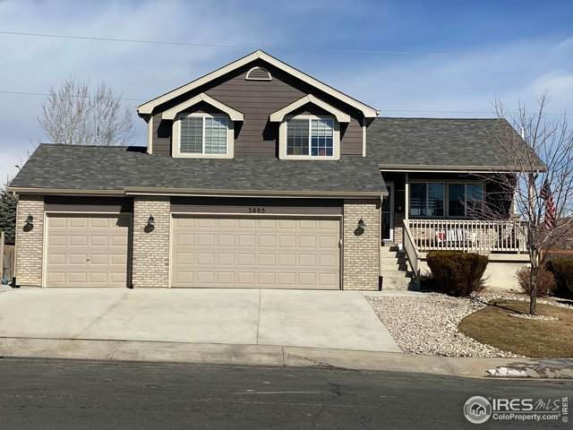 3805 Downieville St, Loveland, CO 80538 (MLS #934172) :: Wheelhouse Realty
