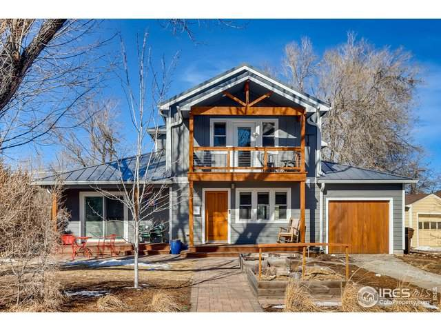 2801 Elm Ave, Boulder, CO 80305 (MLS #934173) :: Kittle Real Estate