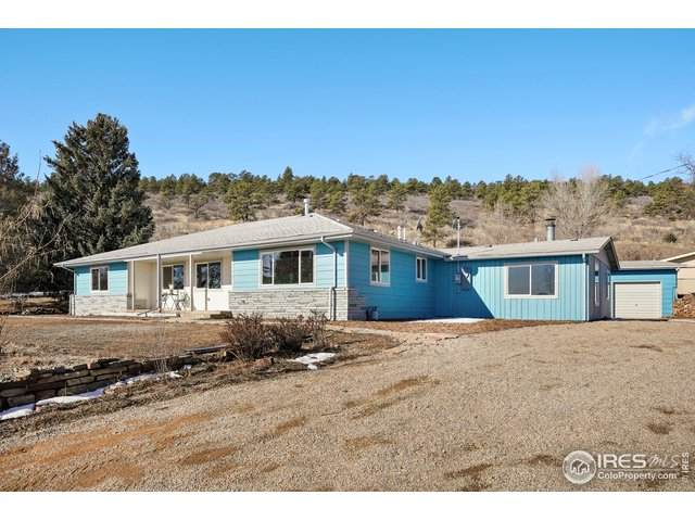 3155 N County Road 27, Loveland, CO 80538 (MLS #934175) :: The Sam Biller Home Team