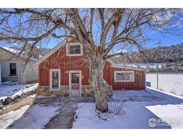1019 Miner St, Idaho Springs, CO 80452 (MLS #934178) :: Wheelhouse Realty