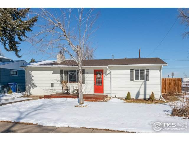 827 E 8th St, Loveland, CO 80537 (MLS #934180) :: Wheelhouse Realty