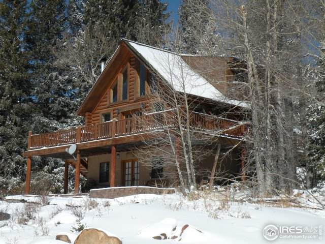 79 S Oneida Ct, Red Feather Lakes, CO 80545 (MLS #934188) :: Fathom Realty