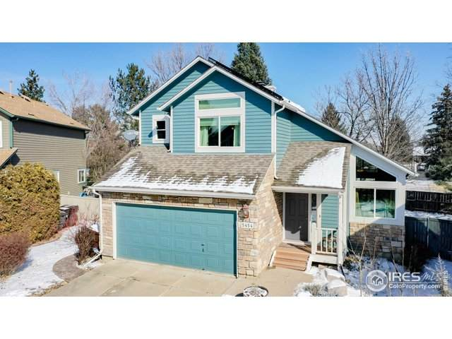 5454 Glendale Gulch Cir, Boulder, CO 80301 (MLS #934192) :: Kittle Real Estate