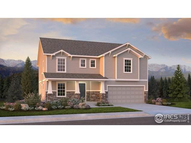 14811 Normande Dr, Mead, CO 80542 (MLS #934195) :: Downtown Real Estate Partners