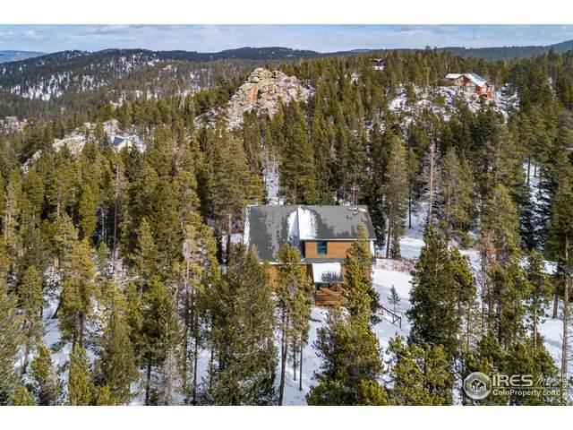 126 Saint Vrain Trl, Ward, CO 80481 (MLS #934196) :: Kittle Real Estate