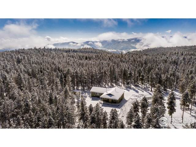 5323 Storm Mountain Dr, Drake, CO 80515 (MLS #934197) :: The Sam Biller Home Team