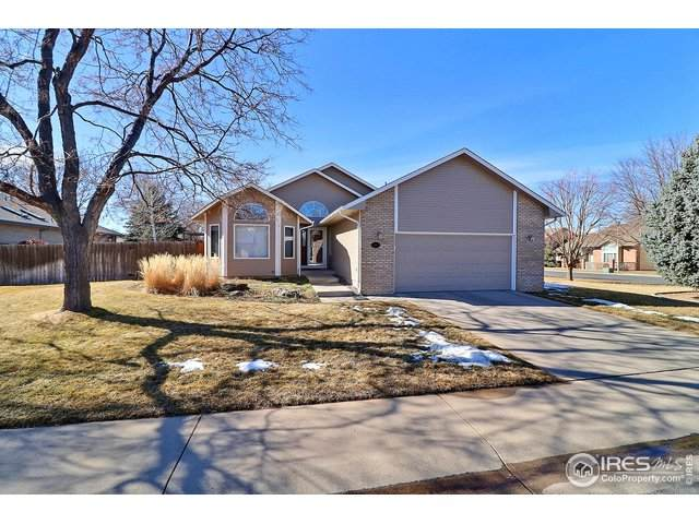 1011 49th Ave, Greeley, CO 80634 (MLS #934199) :: J2 Real Estate Group at Remax Alliance