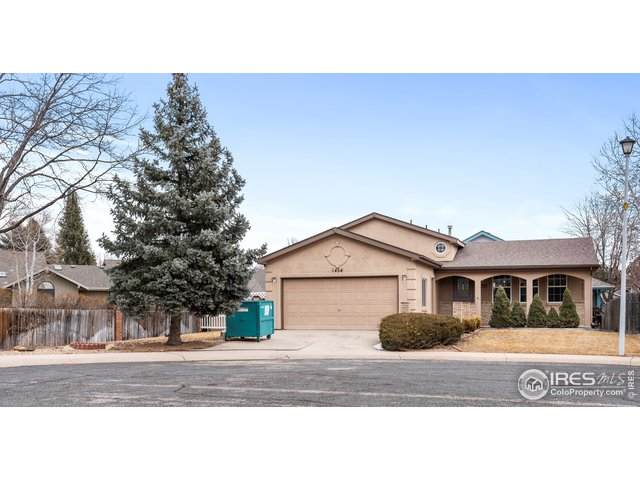 1454 44th Ave Pl, Greeley, CO 80634 (MLS #934203) :: 8z Real Estate