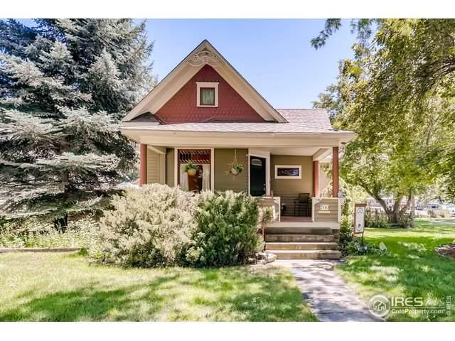700 Kimbark St, Longmont, CO 80501 (MLS #934206) :: Kittle Real Estate