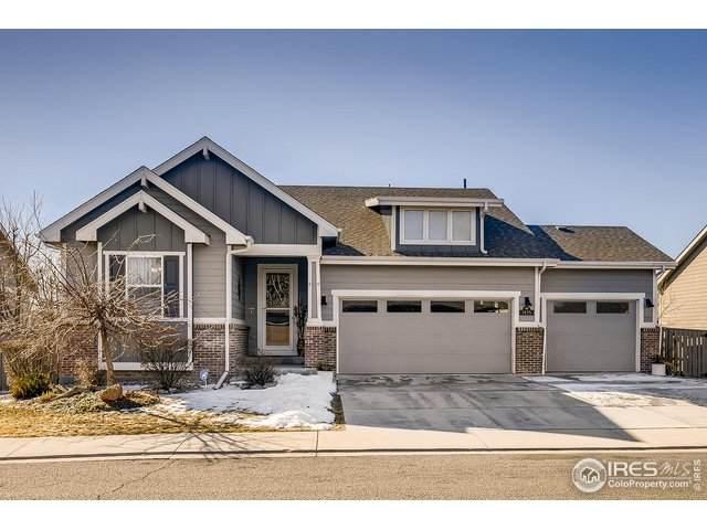 1435 16th Ave, Longmont, CO 80501 (MLS #934218) :: Kittle Real Estate
