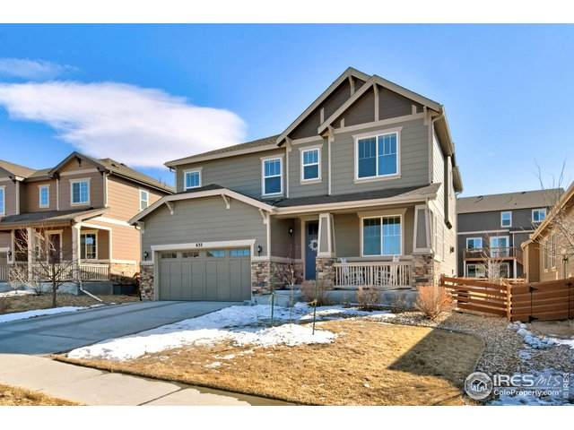632 Dawn Ave, Erie, CO 80516 (MLS #934220) :: 8z Real Estate