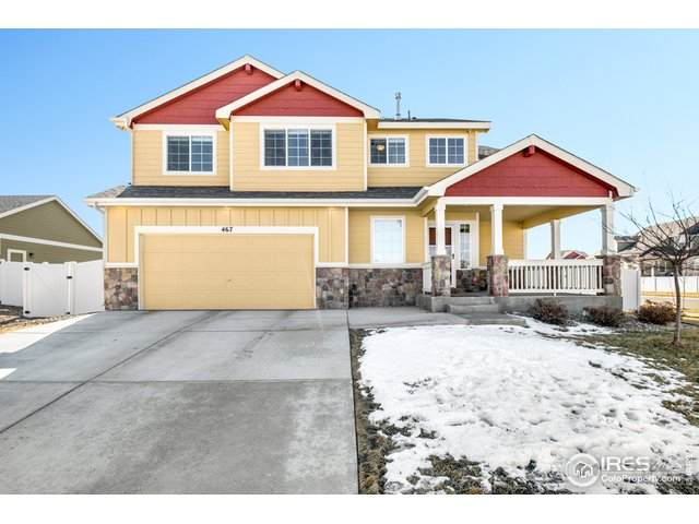 467 Kit Carson Ave, Severance, CO 80550 (MLS #934229) :: J2 Real Estate Group at Remax Alliance