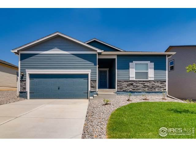 1061 Long Meadows St, Severance, CO 80550 (MLS #934241) :: Colorado Home Finder Realty