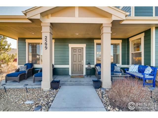 2599 Trio Falls Dr, Loveland, CO 80538 (MLS #934242) :: Kittle Real Estate