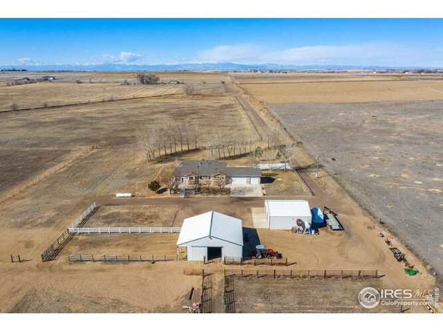 35494 County Road 55, Galeton, CO 80622 (MLS #934251) :: Fathom Realty