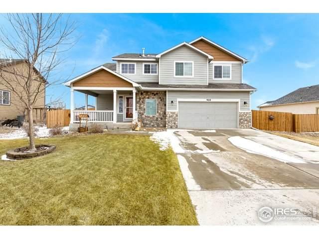 908 5th St, Pierce, CO 80650 (MLS #934254) :: Kittle Real Estate