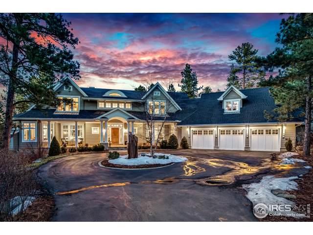 969 Country Club Pkwy, Castle Rock, CO 80108 (MLS #934255) :: Wheelhouse Realty