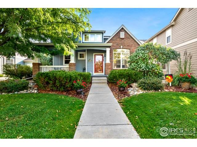 2968 Golden Harvest Ln, Fort Collins, CO 80528 (#934258) :: James Crocker Team