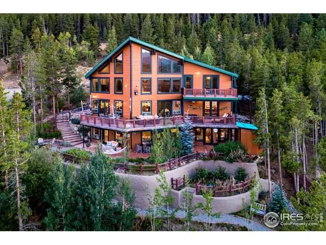 275 Alpine Dr, Nederland, CO 80466 (MLS #934259) :: Kittle Real Estate