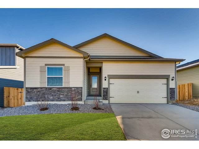 997 Cascade Falls St, Severance, CO 80550 (MLS #934260) :: J2 Real Estate Group at Remax Alliance