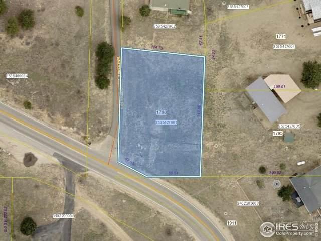 1790 Hallett Heights Dr, Estes Park, CO 80517 (MLS #934267) :: Wheelhouse Realty