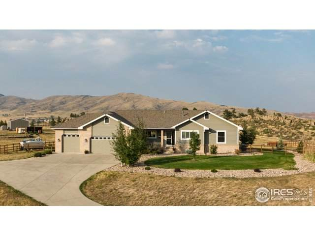 7633 Bison Bluff St, Loveland, CO 80538 (MLS #934275) :: Find Colorado