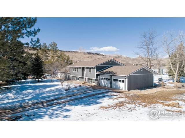 4716 W County Road 56, Laporte, CO 80535 (#934279) :: The Margolis Team
