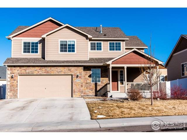 2260 76th Ave Ct, Greeley, CO 80634 (MLS #934281) :: 8z Real Estate