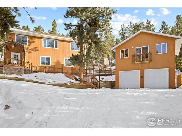 606 Haul Rd, Nederland, CO 80466 (MLS #934282) :: 8z Real Estate