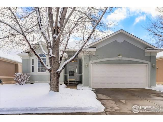 3721 Doral Dr, Longmont, CO 80503 (MLS #934288) :: Colorado Home Finder Realty