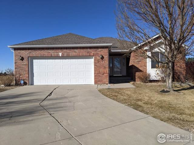 2101 69th Ave, Greeley, CO 80634 (MLS #934306) :: Wheelhouse Realty
