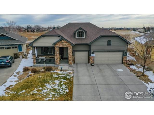 936 Messara Dr, Fort Collins, CO 80524 (#934328) :: Compass Colorado Realty
