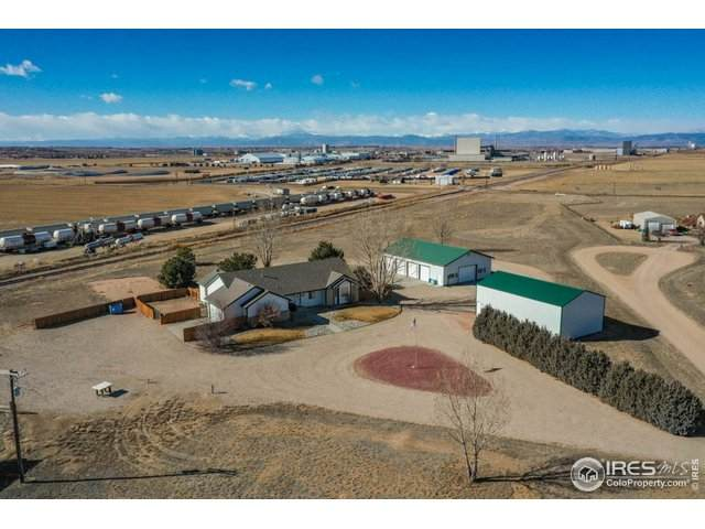 11236 Hillcrest Dr, Greeley, CO 80631 (MLS #934335) :: 8z Real Estate