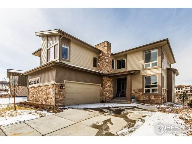 10431 N Sky Dr, Lone Tree, CO 80124 (MLS #934337) :: Kittle Real Estate
