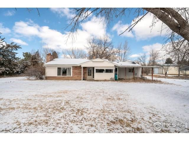 5116 E Highway 14, Fort Collins, CO 80524 (#934341) :: Compass Colorado Realty
