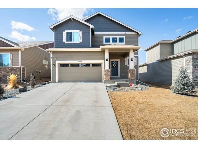 1109 103rd Ave, Greeley, CO 80634 (MLS #934350) :: Colorado Home Finder Realty