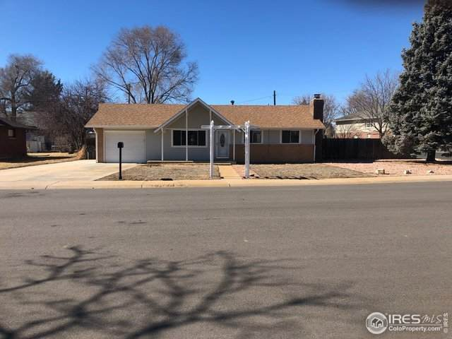 2409 25th Ave, Greeley, CO 80634 (MLS #934352) :: Colorado Home Finder Realty