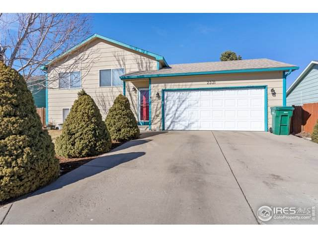 2331 W A St, Greeley, CO 80631 (MLS #934367) :: Colorado Home Finder Realty
