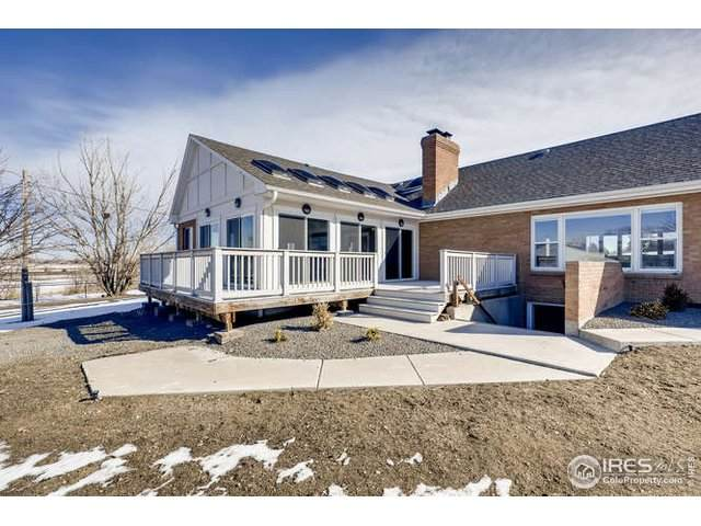 7705 N 95th St, Longmont, CO 80504 (MLS #934370) :: Colorado Home Finder Realty