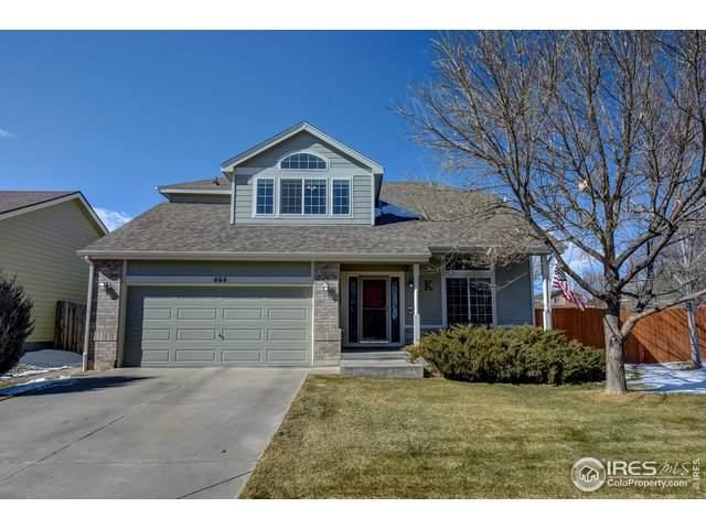 464 Heritage Ln, Johnstown, CO 80534 (MLS #934371) :: 8z Real Estate