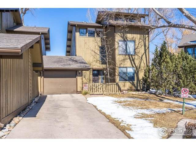 1907 Waters Edge St F, Fort Collins, CO 80526 (#934376) :: James Crocker Team