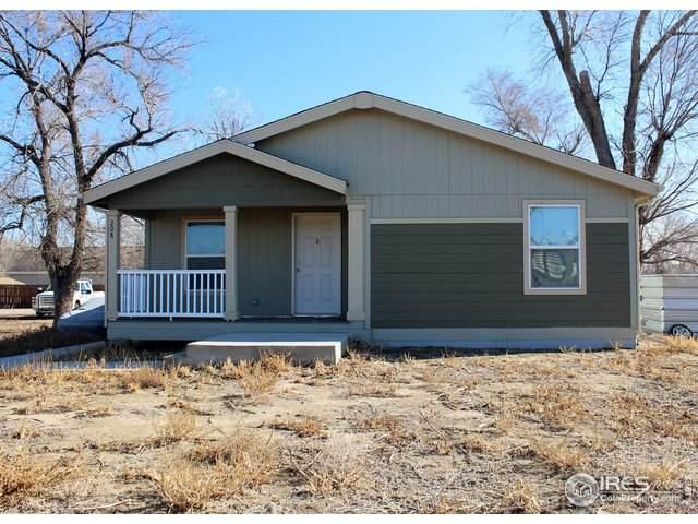 208 Agate St, Wiggins, CO 80654 (MLS #934378) :: 8z Real Estate