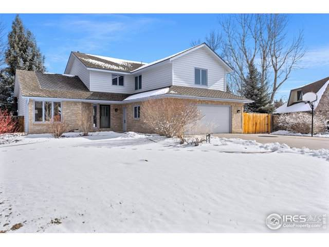 4316 Whippeny Dr, Fort Collins, CO 80526 (#934384) :: Realty ONE Group Five Star