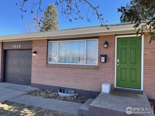 1518 28 Ave, Greeley, CO 80634 (MLS #934394) :: 8z Real Estate