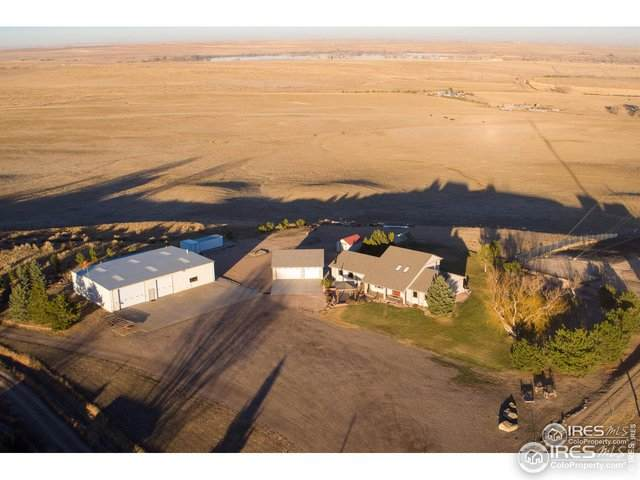 40504 County Road 17, Fort Collins, CO 80524 (MLS #934409) :: Tracy's Team