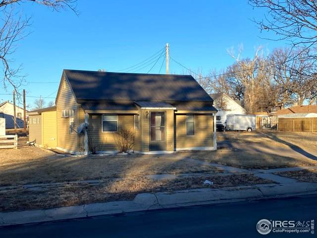 224 Kansas Ave, Stratton, CO 80836 (MLS #934410) :: Downtown Real Estate Partners