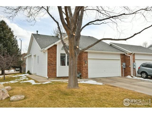 1136 Wabash St #18, Fort Collins, CO 80526 (MLS #934416) :: Bliss Realty Group