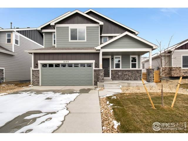 2153 Chianina St, Mead, CO 80542 (#934417) :: The Margolis Team