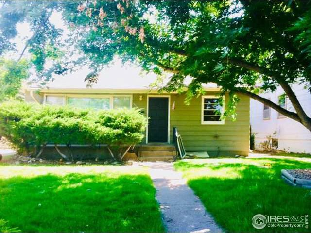 2420 10th Ave, Greeley, CO 80631 (MLS #934421) :: Colorado Home Finder Realty